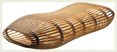 LIFERAFT BY DAVID TRUBRIDGE contemporary-outdoor-benches