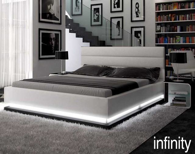 Luxurious Bedroom Collection modern-beds