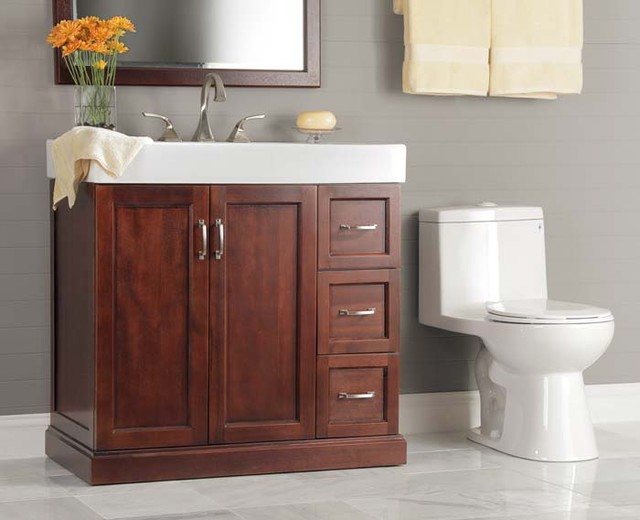 Stanton Bath Vanity by Foremost traditional bathroom vanities and sink consoles