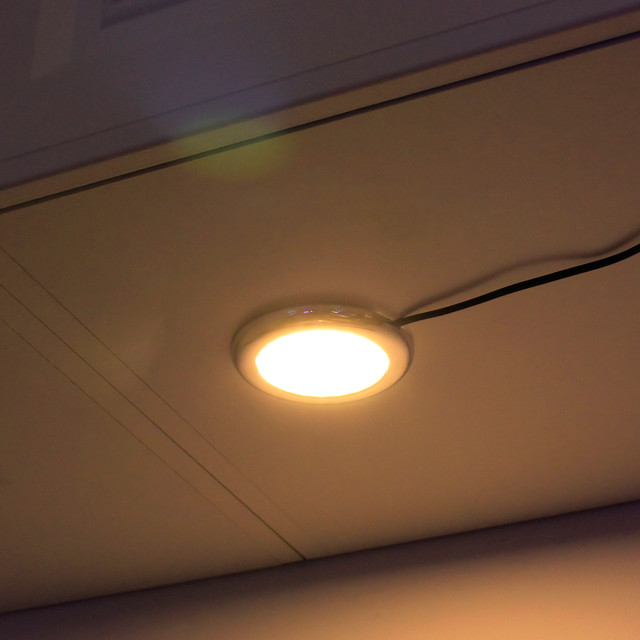 Modular LED Under Cabinet Lighting