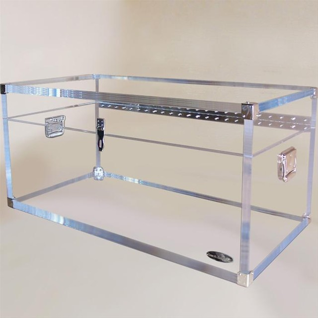 Lucite Trunk modern storage boxes