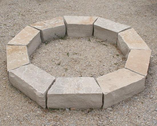 Firepit Stone - Door County Firepit Stone