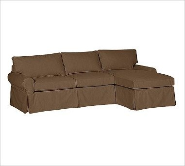 unique photograph of 2 piece sectional sofa with chaise