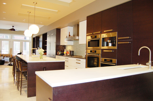 Copat Italian Cabinetry modern-kitchen-cabinetry