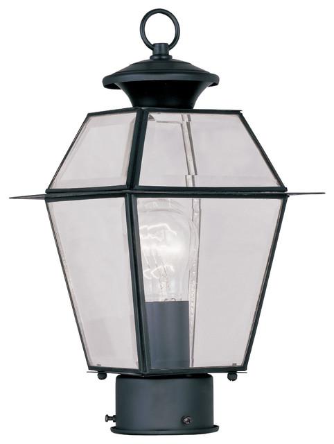 Livex lighting 2182 04 outdoor lighting post light for 59 victorian lighted black lamp post christmas decoration