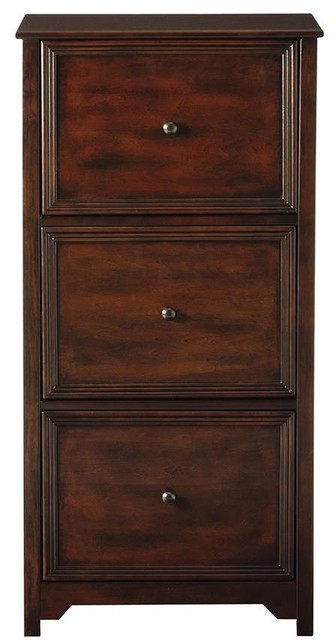 Oxford File Cabinet - Traditional - Filing Cabinets