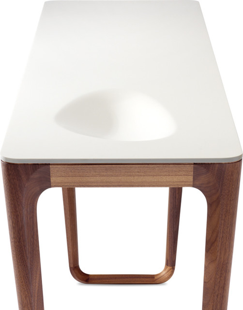 Ceccotti Luna Console modern-side-tables-and-end-tables