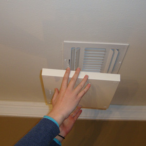 """A/C Insulated Magnetic Vent/Register Cover, 13"""" x 13 ..."""