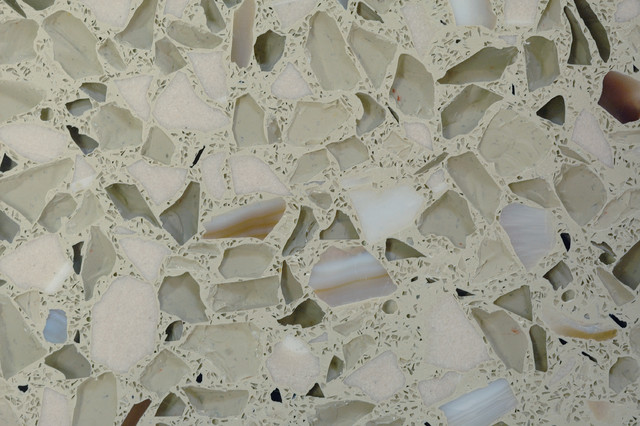 GLASS RECYCLED SAMPLE GALLERY contemporary-kitchen-countertops