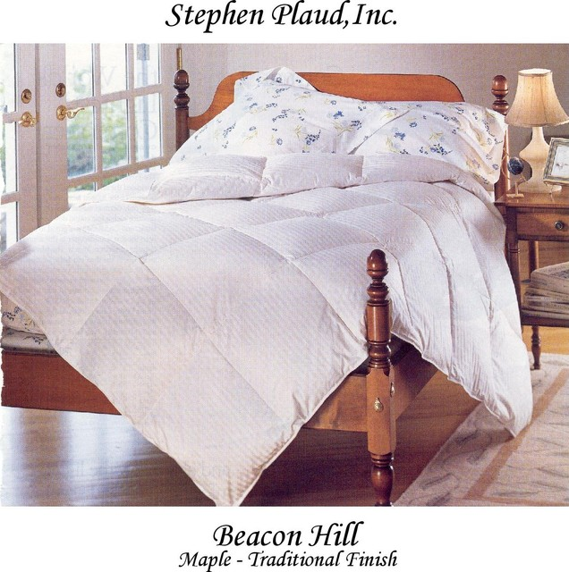 Sweet Acorn Bed traditional-beds
