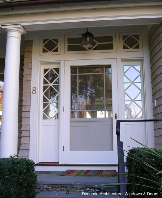 Traditional Architectural Entry Door traditional front doors