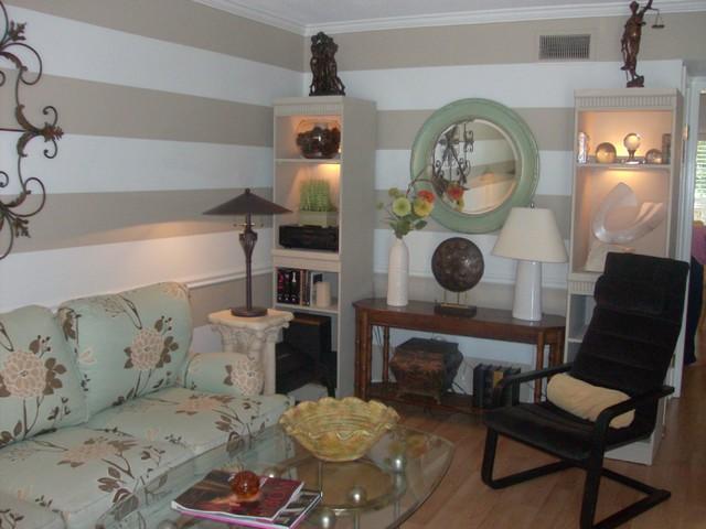 Redesign Little Rock living-room