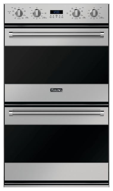 kenmore double oven electric range manual