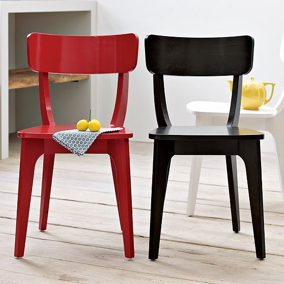 Klismos Dining Chair Modern Dining Chairs By West Elm