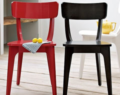 Klismos Dining Chair modern dining chairs and benches