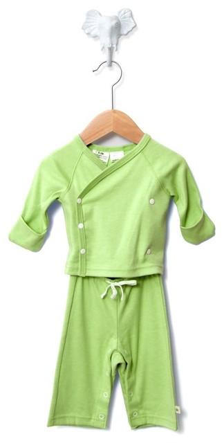 Baby Star Soy Organic Kimono Set modern-kids-dressers