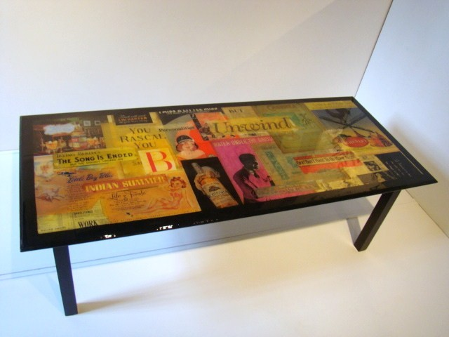 """Contemporary coffee table,  20"""" x 48"""" coffee-tables"""