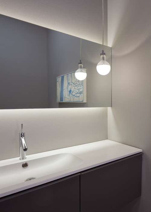 Original How To Choose The Lighting Scheme For Your Bathroom
