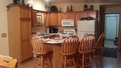 Http Www Houzz Com Discussions 316854 Kitchen With No Window Above Sink
