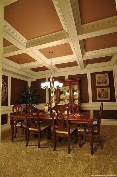Interior Crown Molding  Millwork traditional accessories and decor