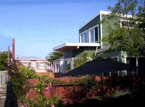 The Sunset, San Francisco Residence traditional-exterior-elevation