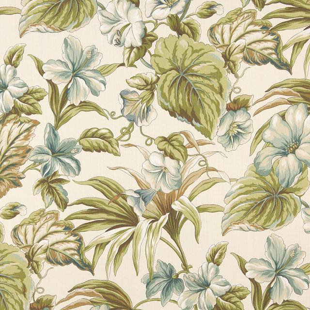 E326 Outdoor Fabric Tropical Outdoor Fabric