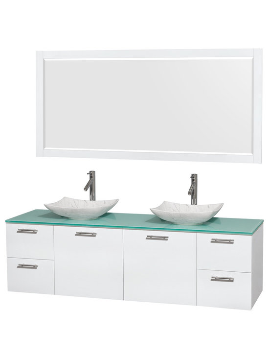 Floating Bathroom Vanities - Not anything summarizes the unique artistic of a contemporary bathroom quite like floating bathroom vanities. Owning all the useful makings of excessive floating bath cabinets, while boasting a stunning contemporary entrance that frees up ample wall in any bath, floating vanities are the perfect useful and decorative addition to any small or large bathroom and are vital gears of a modern bathroom renovation project.