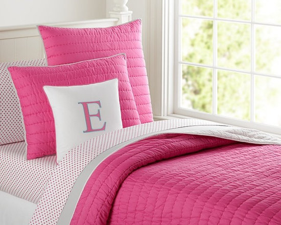 Branson Reversible Quilted Bedding -