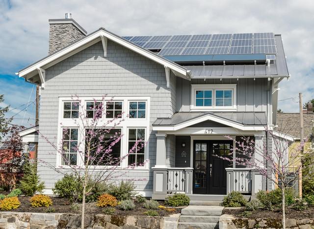 Craftsman Leed Platinum Home