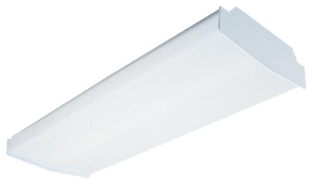 Sea Gull Four Light Ceiling Flush Mount modern-flush-mount-ceiling-lighting