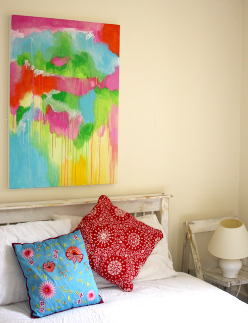 Bedroom contemporary-artwork