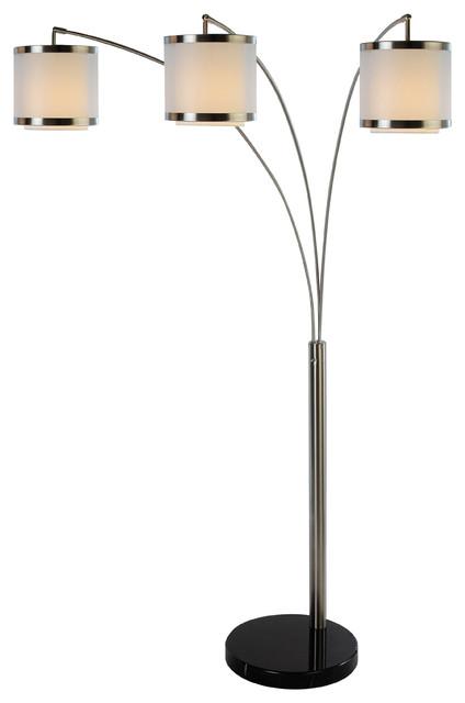 Trend Lighting TFA9307 Lux Arc Floor Lamp modern-floor-lamps