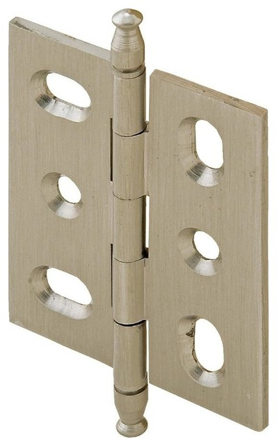 ... in Antique Brass (Set of 10) - Traditional - Hinges - by ivgStores