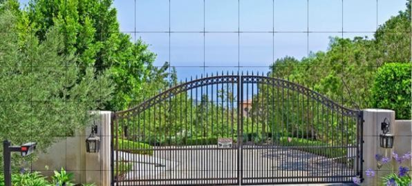 automatic gate repair chula vista - Modern - Front Doors - other metro ...