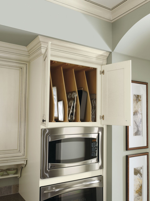 Diamond Wood Tray Dividers - Traditional - Kitchen Drawer ...