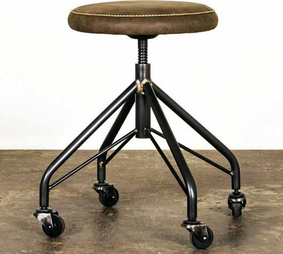 Rand Office Stool Industrial Task Chairs Other Metro
