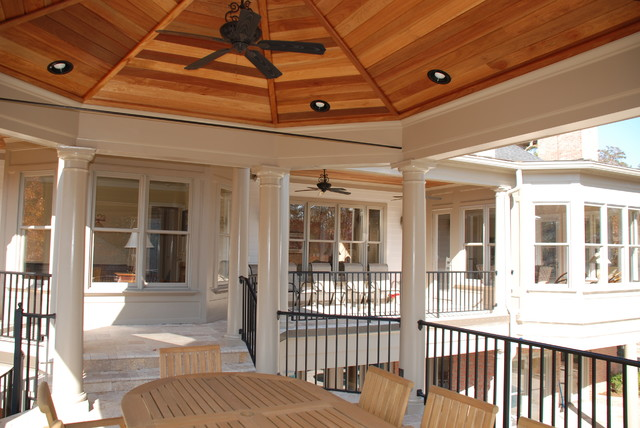Richardson Residence traditional-porch
