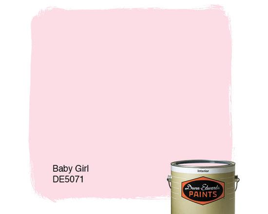 Dunn-Edwards Paints Baby Girl DE5071 -