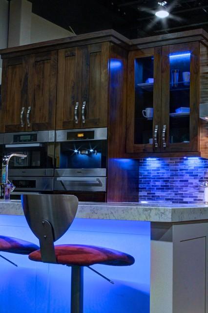 North Atlanta Home Show Booth modern-kitchen-cabinets