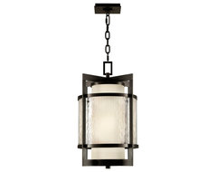 Singapore Outdoor Lantern, 817482ST-03 contemporary-outdoor-hanging-lights