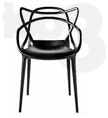 Kartell - Philippe Starck - Masters Chair contemporary-armchairs-and-accent-chairs