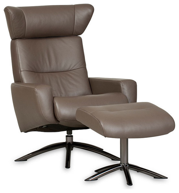 IMG Norway Space Recliner with Ottoman living-room-chairs