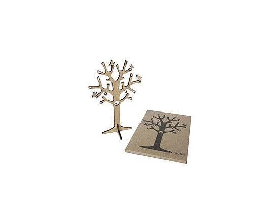 top3 by design - Newbies - Sally Woodfield - jewellery tree A2 poplar -