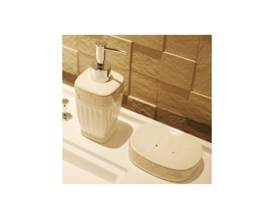 European Style Ceramic Bath Accessory Sets - Bath Accessory Sets