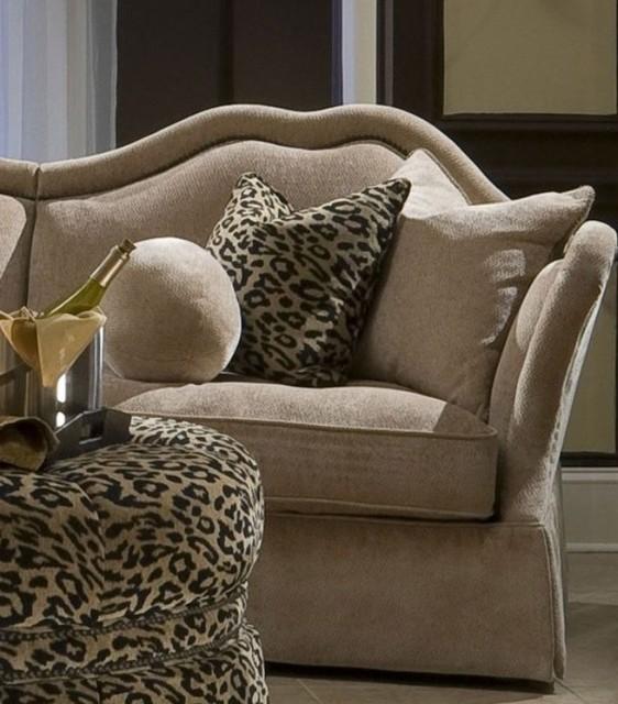 Ashley Furniture Toledo: AICO Toledo Option 1 RAF Sofa Seat