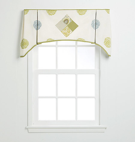 McCalls Window Treatment Sewing Patterns Transitional