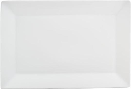 "Rectangular Rim 18.5""x12.5"" Large Platter modern-platters"