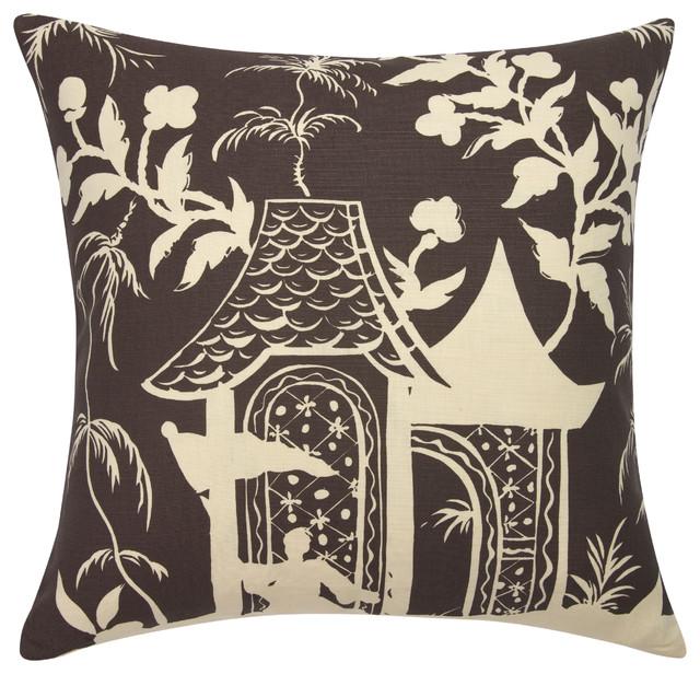 Brown Lyford Pillow decorative-pillows