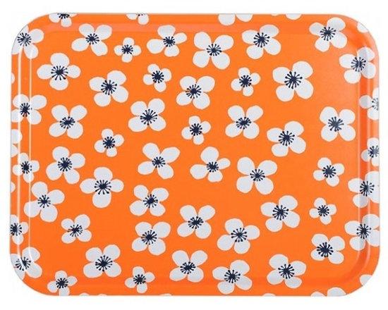 Almedahls Belle Amie Tray, Orange -