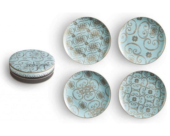 Arabesque Plates -